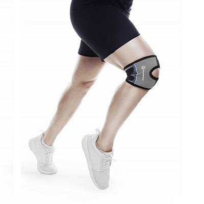 Bäst stabilt patellastöd för schlatter hopparknä löparknä