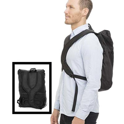 posture ryggsäck hållningsväska för bättre hållning