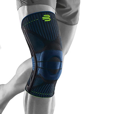 Sports knee Support menisk black